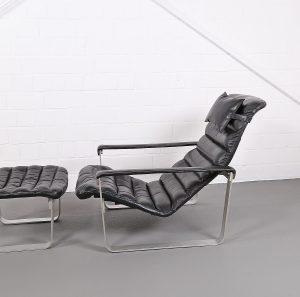 Ilmari Lappalainen Pulkka lounge chair Designersessel Arne Norrell Danish Design Vintage Scandinavian