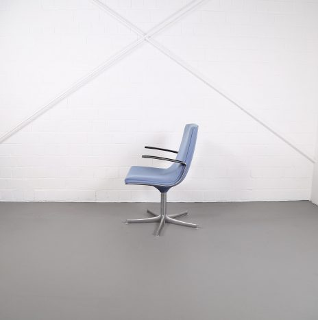 Conference Chair by Jørgen Kastholm and Preben Fabricius for Walter Knoll
