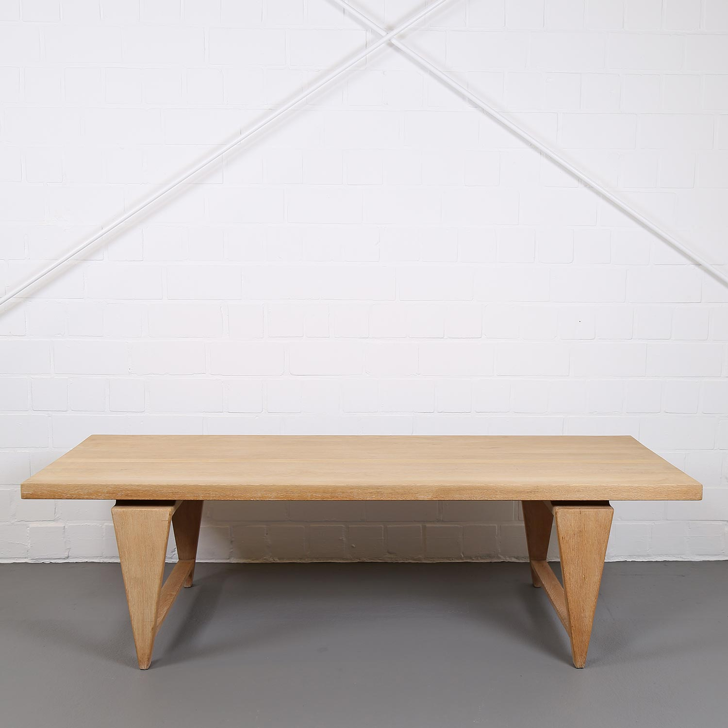 Coffee table ml 115 by illum wikkels for mikael laursen for 60s table design