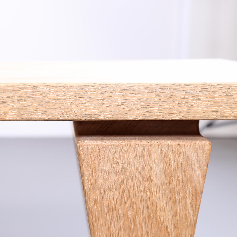 Coffee Table ML 115 by Illum Wikkels¸ for Mikael Laursen Oak – DEKADEN