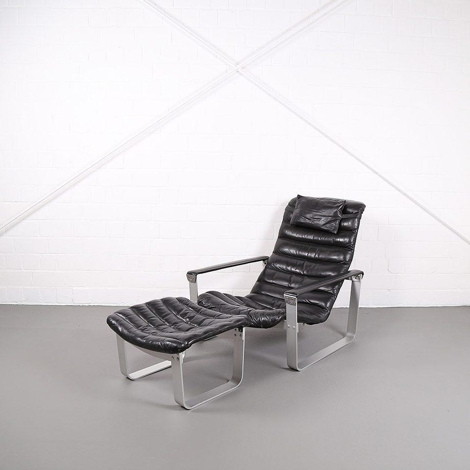 Ilmari_Lappalainen_Pulkka_lounge_chair_Finnish_Design_Vintage_Scandinavian_Eames_1