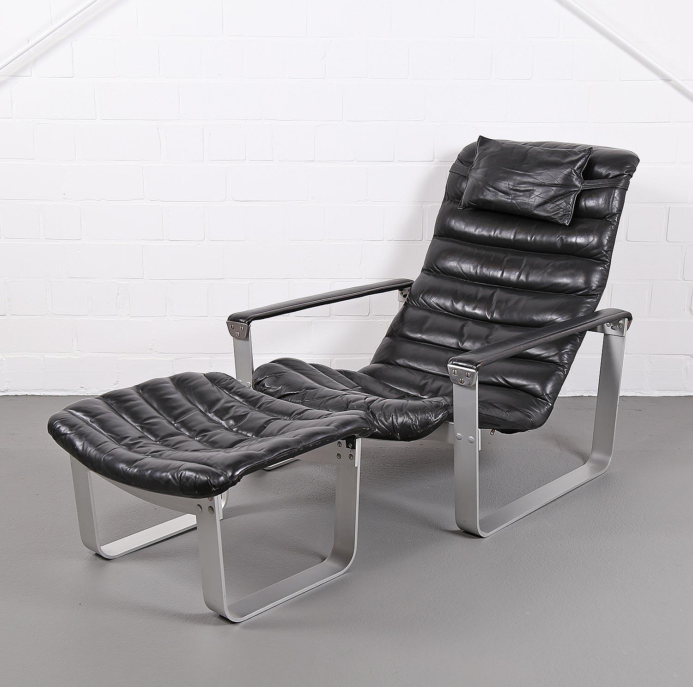 Ilmari lappalainen pulkka lounge chair finnish design for Chair design retro