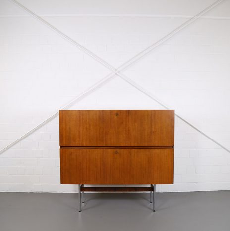 Musterring Teak Sideboard Highboard Credenza