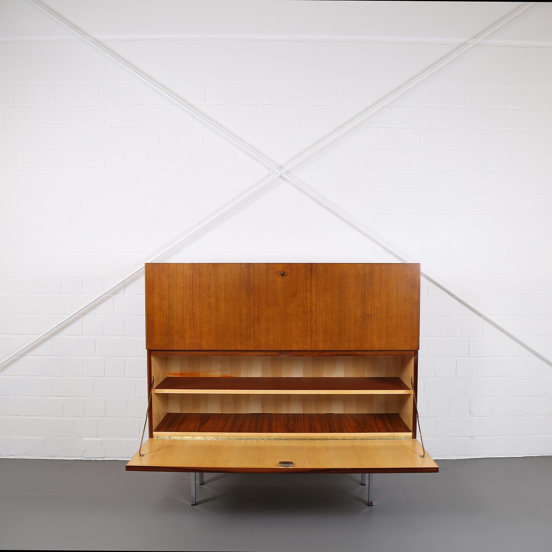 musterring sideboard credenza teak danish design 60er 70er 5 dekaden. Black Bedroom Furniture Sets. Home Design Ideas