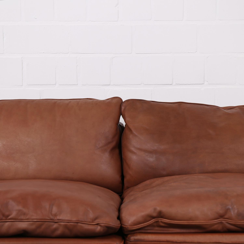 Robert Haussmann De Sede Rh 302 Leather Sofa Dekaden