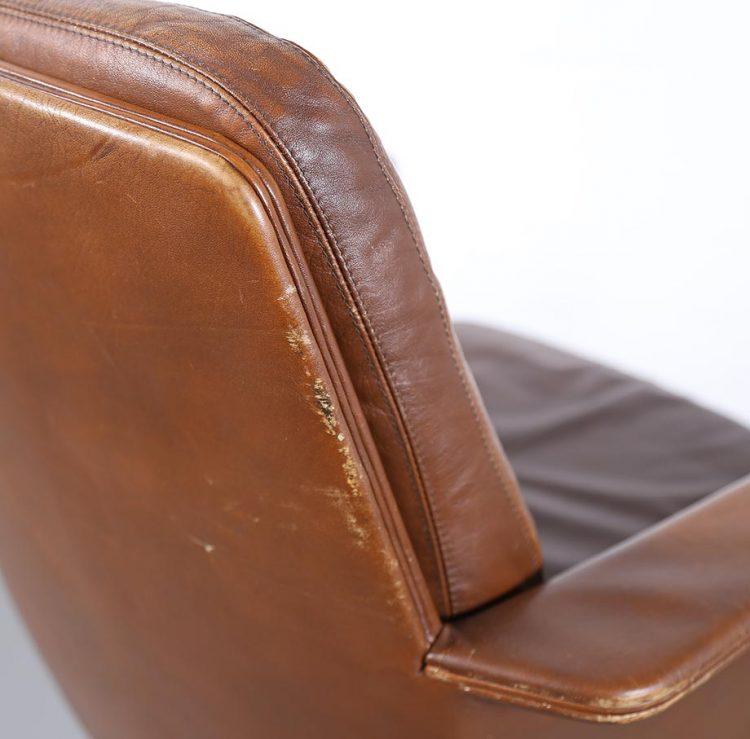 COR Sedia Horst Brüning Ledersessel Retro VIntage geebrauchte Designklassiker kaufen günstig