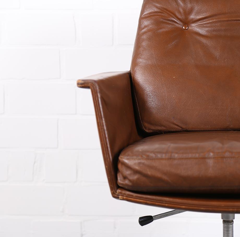COR_Sedia_Horst_Bruening_Ledersessel_70er_Vintage_Sessel_Easy_Chair_gebraucht_akufen_3