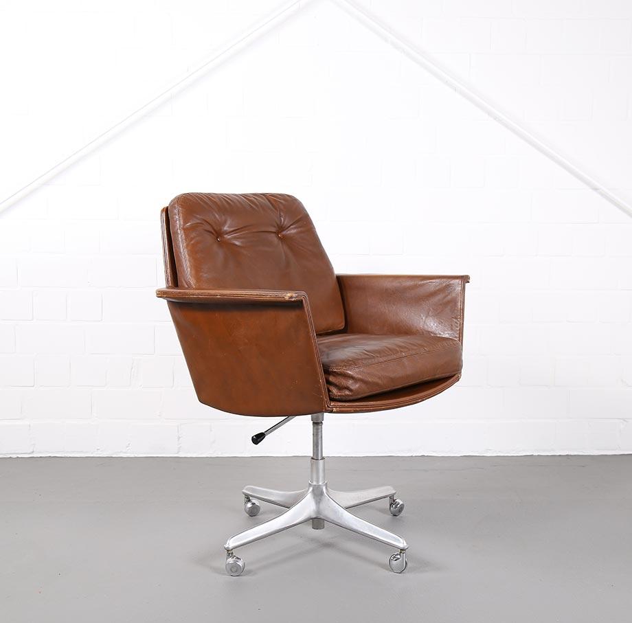 COR_Sedia_Horst_Bruening_Ledersessel_70er_Vintage_Sessel_Easy_Chair_gebraucht_akufen_6