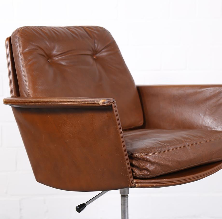 COR_Sedia_Horst_Bruening_Ledersessel_70er_Vintage_Sessel_Easy_Chair_gebraucht_akufen_7