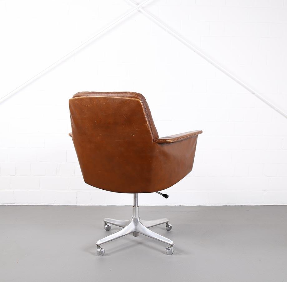 COR_Sedia_Horst_Bruening_Ledersessel_70er_Vintage_Sessel_Easy_Chair_gebraucht_akufen_9