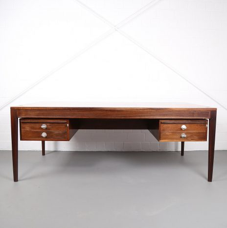 Executive Desk Diplomat by Finn Juhl for France & Søn
