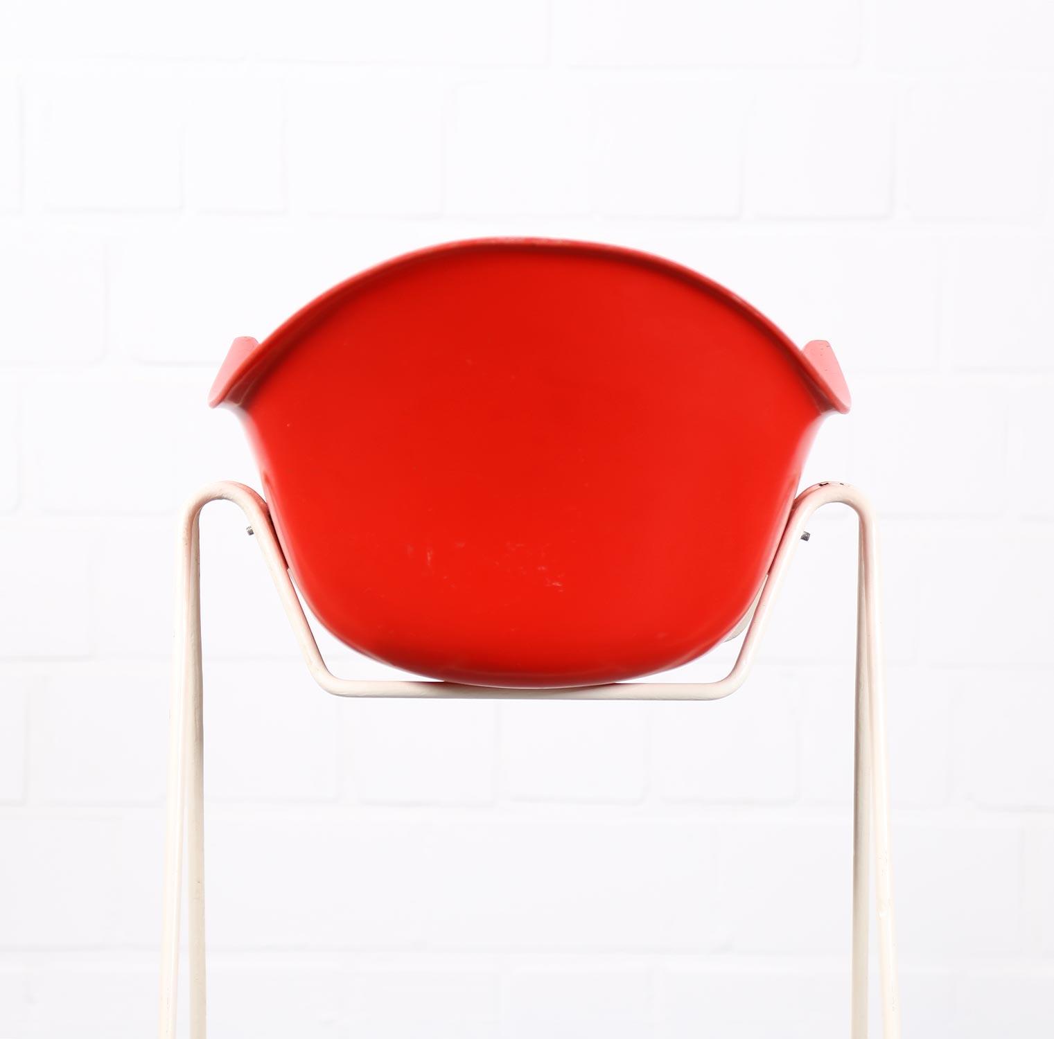 kinder hochstuhl kids chair walter papst wilkhahn 60er. Black Bedroom Furniture Sets. Home Design Ideas