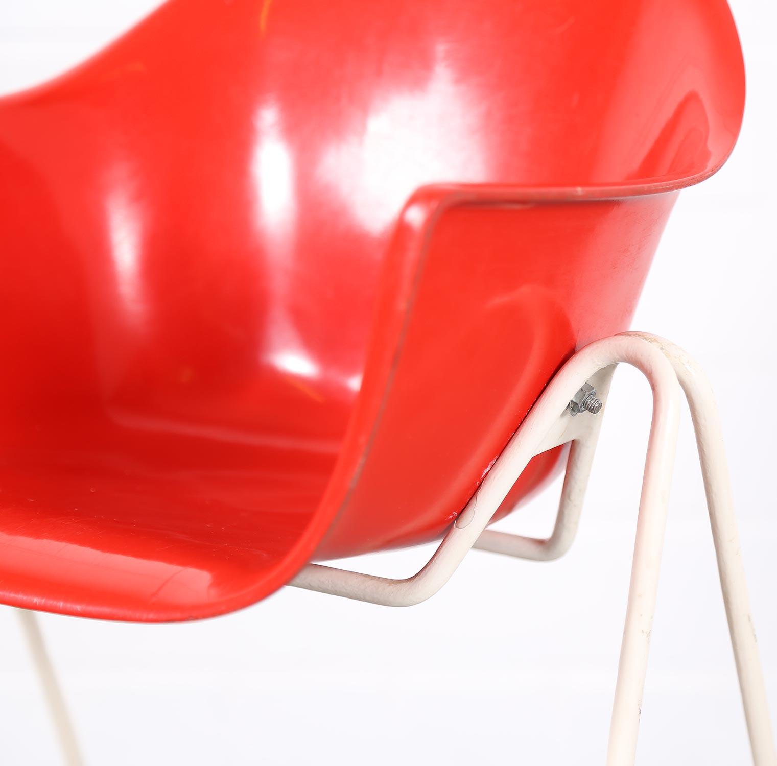 Kinder hochstuhl kids chair walter papst wilkhahn 60er for Designklassiker gebraucht