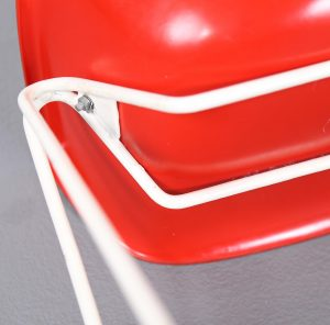 Wilkhahn Walter Papst gebrauchter Kinderstuhl Kids Chair Schalenstuhl Charles Eames Designklassiker Vintage Midecentury Modern gebraucht kaufen online