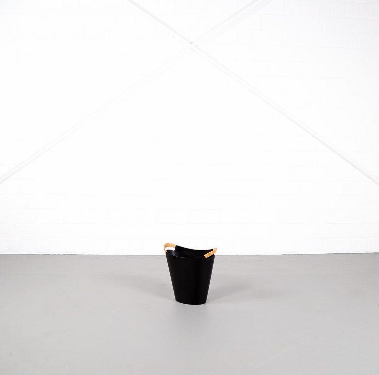 Wastepaper Basket Papierkorb Grethe Kornerup-Bang Finn Juhl Orskov Co. 50er Danish Design Midcentury Modern Funriture