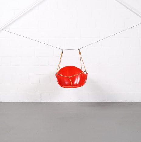 Rare Kids Swing Kinderschaukel by Walter Papst for Wilkhahn