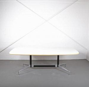Ray & Charles Eames Herman Miller Segmented Table Vitra Conference Table Dining Vintage Midecentury Modern Design Classics Designklassier gebraucht