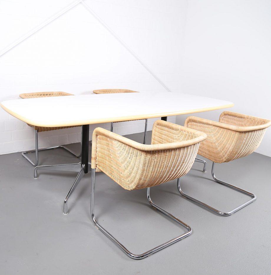 segmented table konferenztisch esstisch ray charles. Black Bedroom Furniture Sets. Home Design Ideas