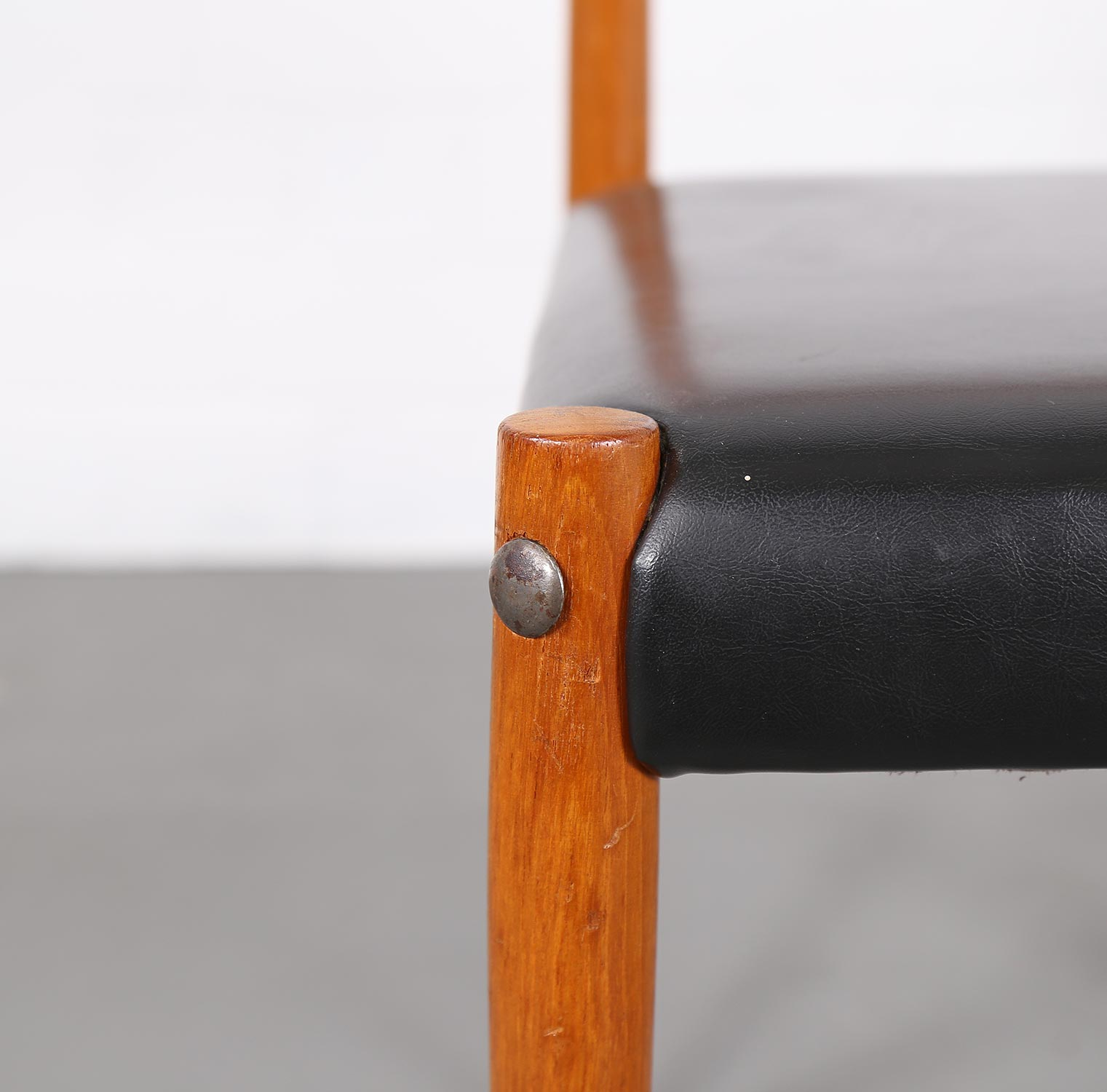 Danish Design Teak Chair 60s Luebke Gebraucht Used Classic Design Furniture 07 Dekaden