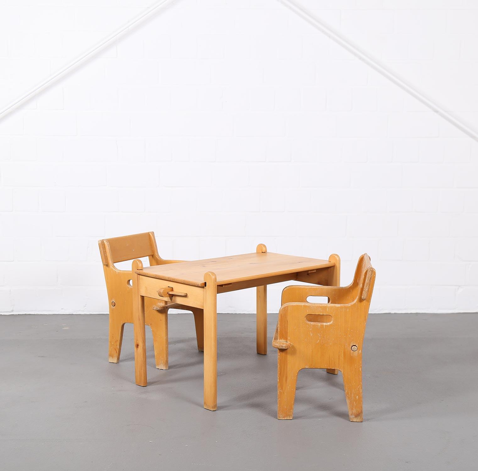 Hans j wegner perts chair peters table danish design borge mogensen kids kinderstuhl - Kinderstuhl design ...