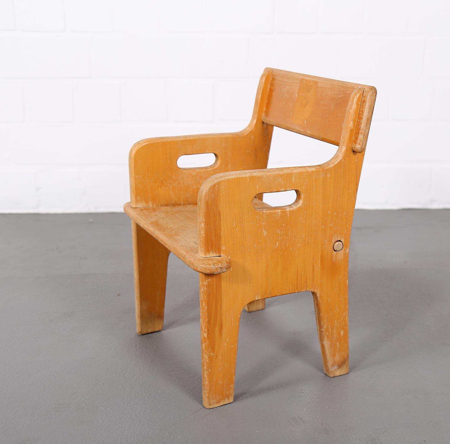 Hans J Wegner Perts Chair Peters Table Danish Design Borge