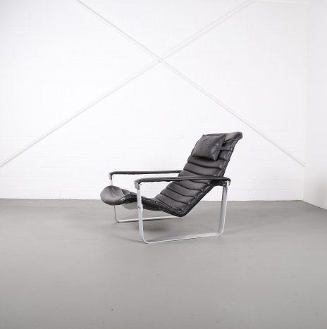 Ilmari Lappalainen Pulkka Asko Lounge Chair 3