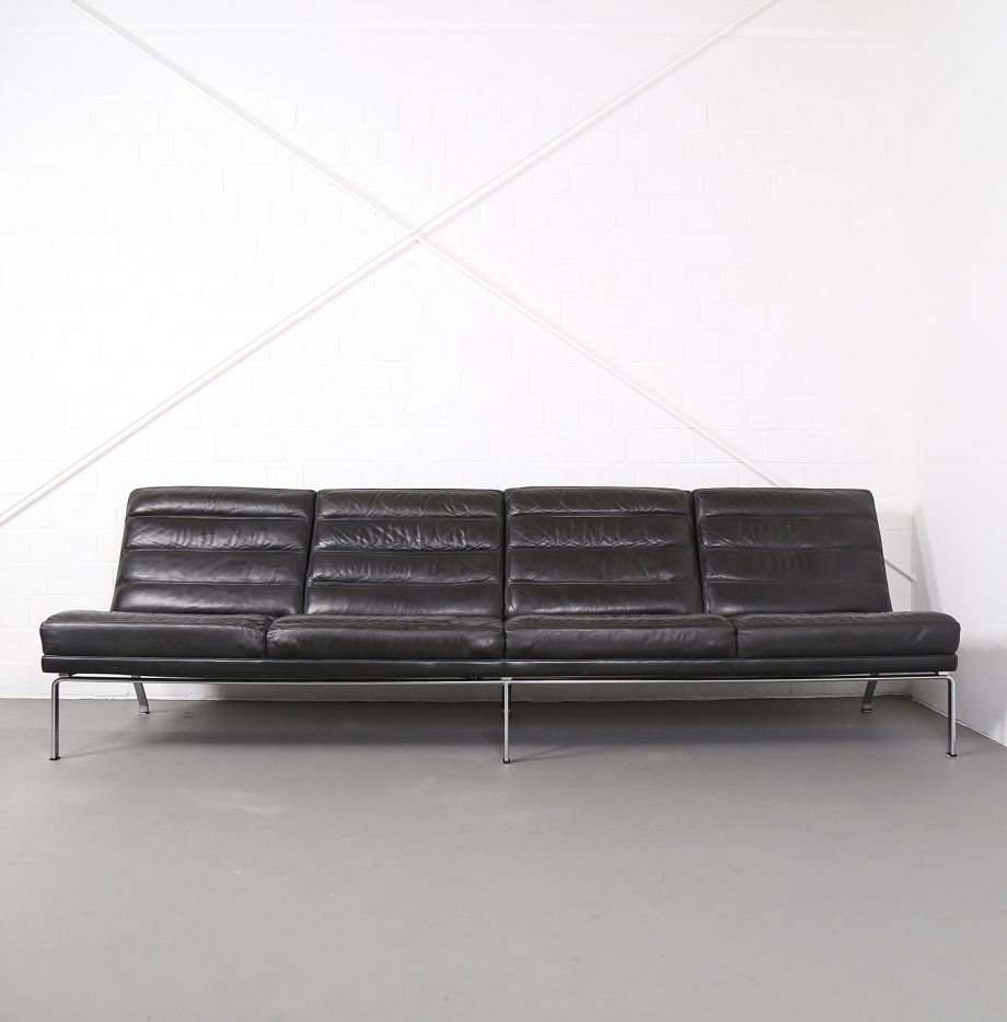 kill_international_horst_bruening_sofa_ledersofa_kastholm_designklassiker_knoll_black_leather_vintage_03