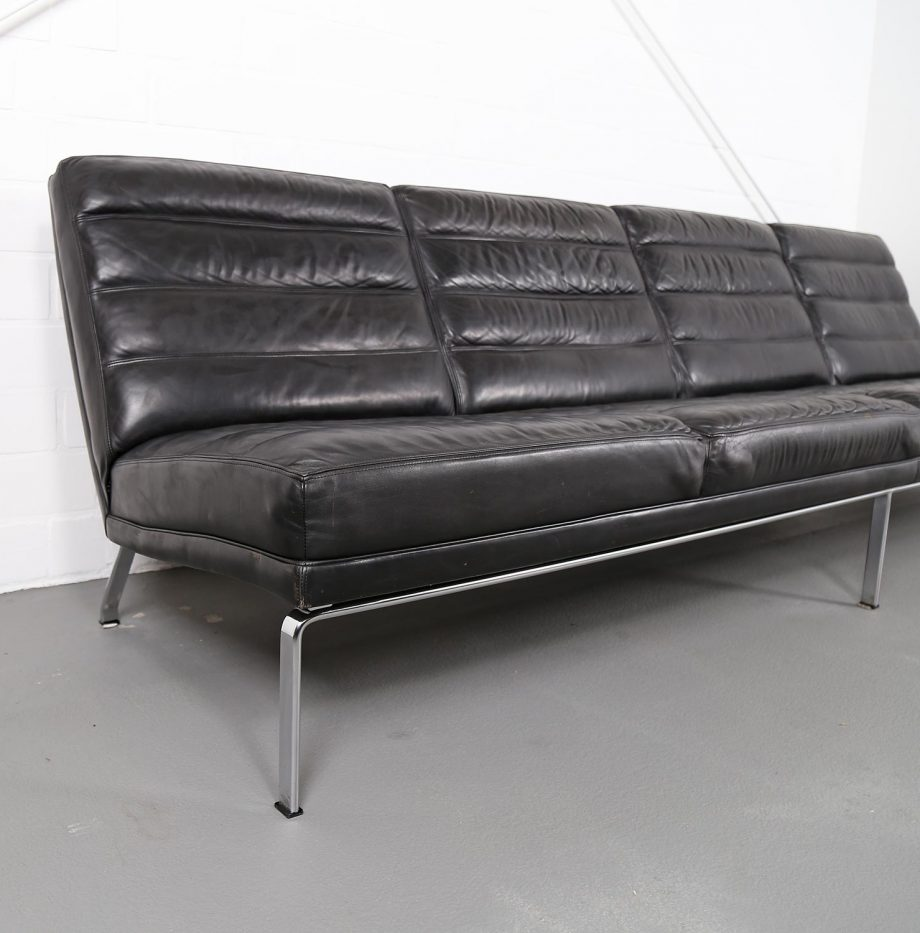 kill_international_horst_bruening_sofa_ledersofa_kastholm_designklassiker_knoll_black_leather_vintage_04