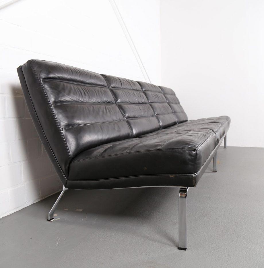 kill_international_horst_bruening_sofa_ledersofa_kastholm_designklassiker_knoll_black_leather_vintage_10