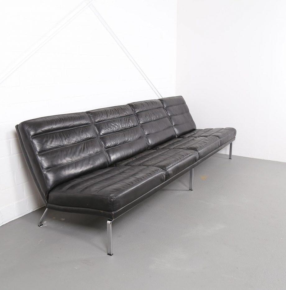 kill_international_horst_bruening_sofa_ledersofa_kastholm_designklassiker_knoll_black_leather_vintage_11