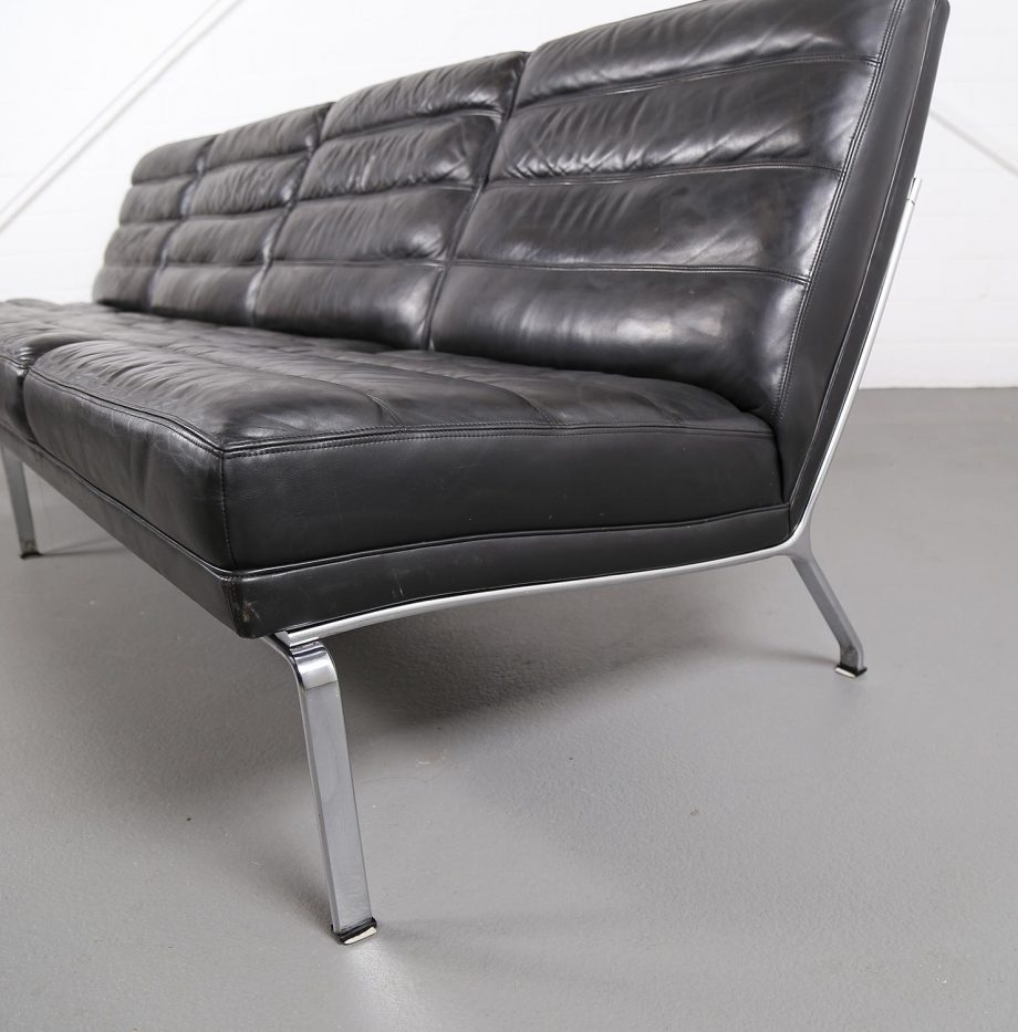 kill_international_horst_bruening_sofa_ledersofa_kastholm_designklassiker_knoll_black_leather_vintage_15
