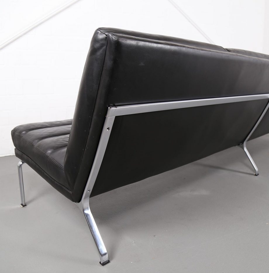 kill_international_horst_bruening_sofa_ledersofa_kastholm_designklassiker_knoll_black_leather_vintage_20