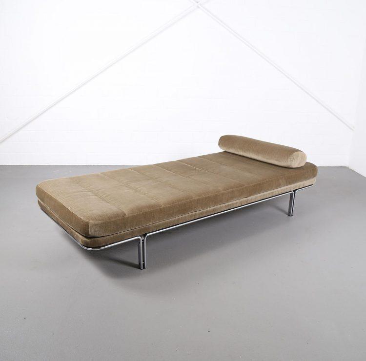 Horst Brüning Daybed Liege Tagesbett für Kill International Vintage gebraucht Designklassiker Sofa Minimalistisch Bauhaus