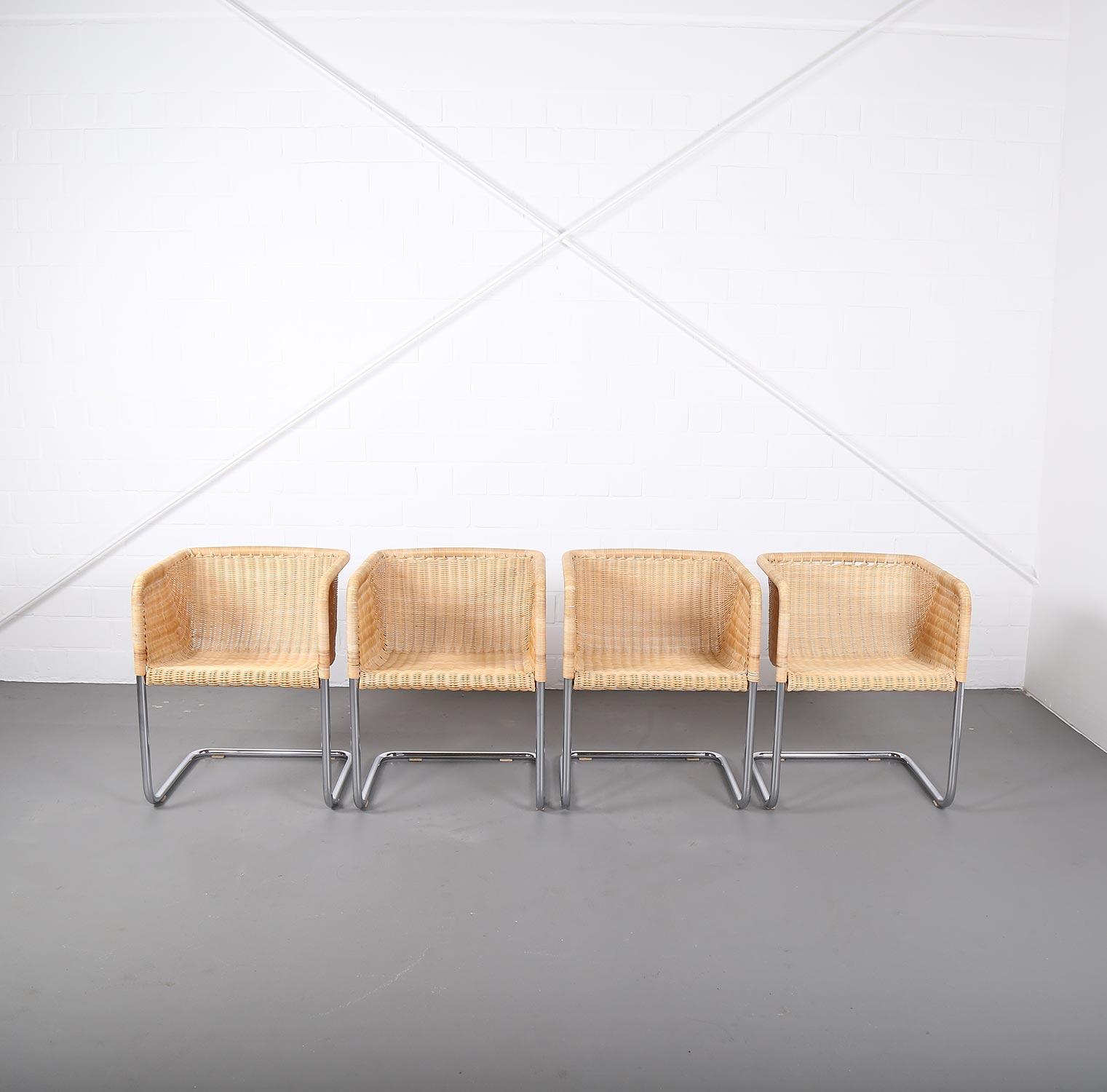Bauhaus furniture latest bauhaus chairs u ottomans with for Marcel breuer stuhl nachbau