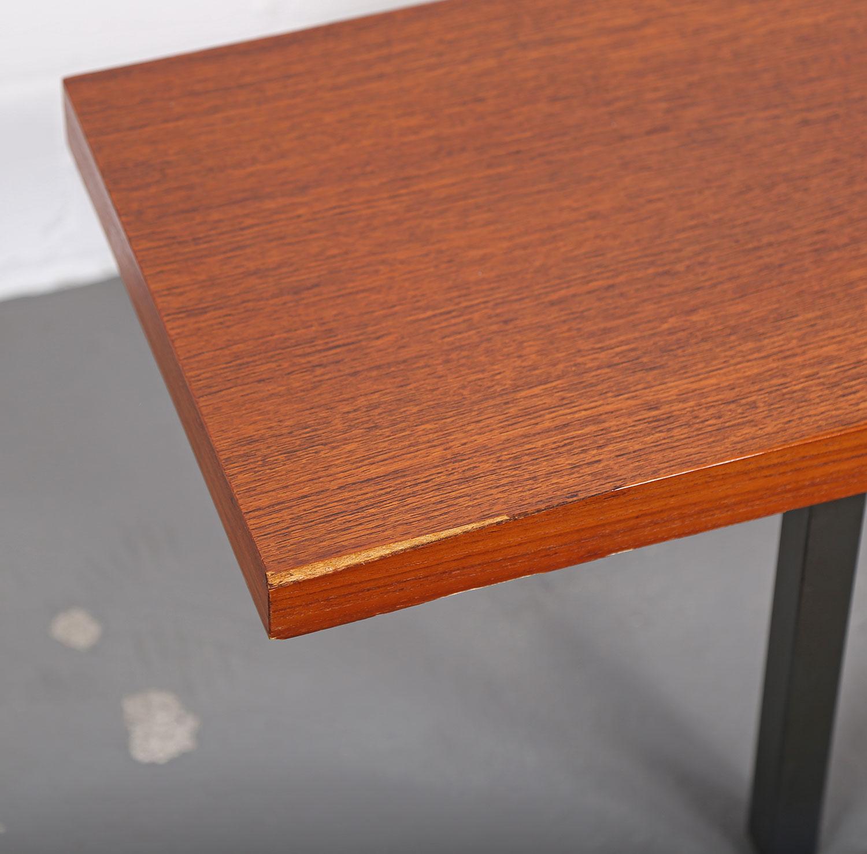 danish design teak set telephone bench with chest of. Black Bedroom Furniture Sets. Home Design Ideas