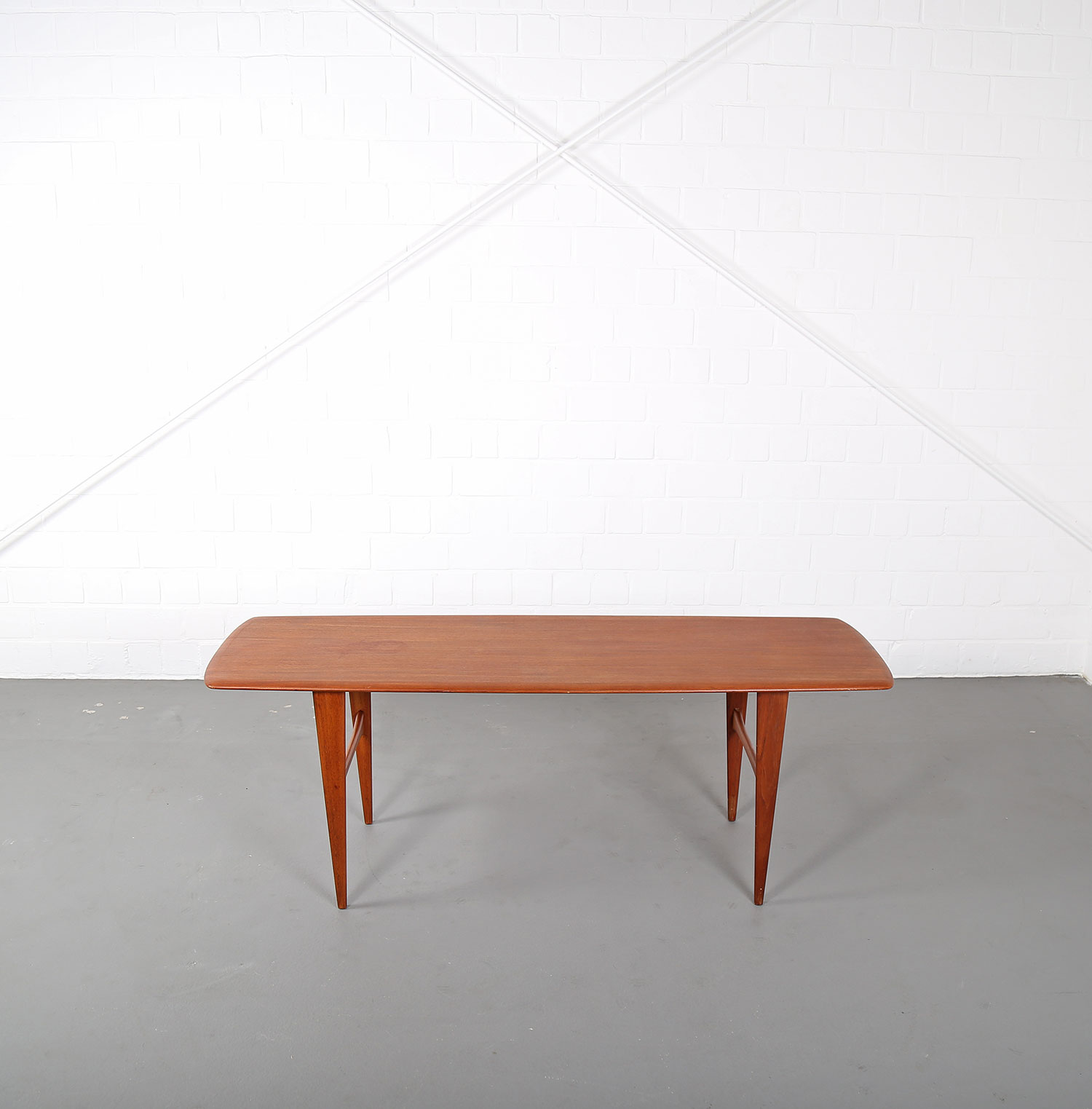 Danish Design Coffee Table in the manner of Peter Hvidt for France