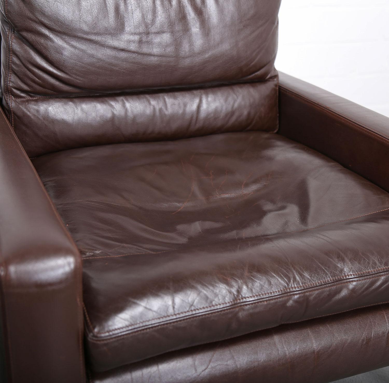 wilkhahn programm 800 leather sofa ledersofa 70er design designklassiker gebraucht 14 dekaden. Black Bedroom Furniture Sets. Home Design Ideas