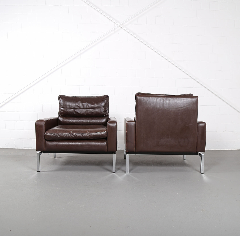 wilkhahn programm 800 leather sofa ledersofa 70er design designklassiker gebraucht 15 dekaden. Black Bedroom Furniture Sets. Home Design Ideas