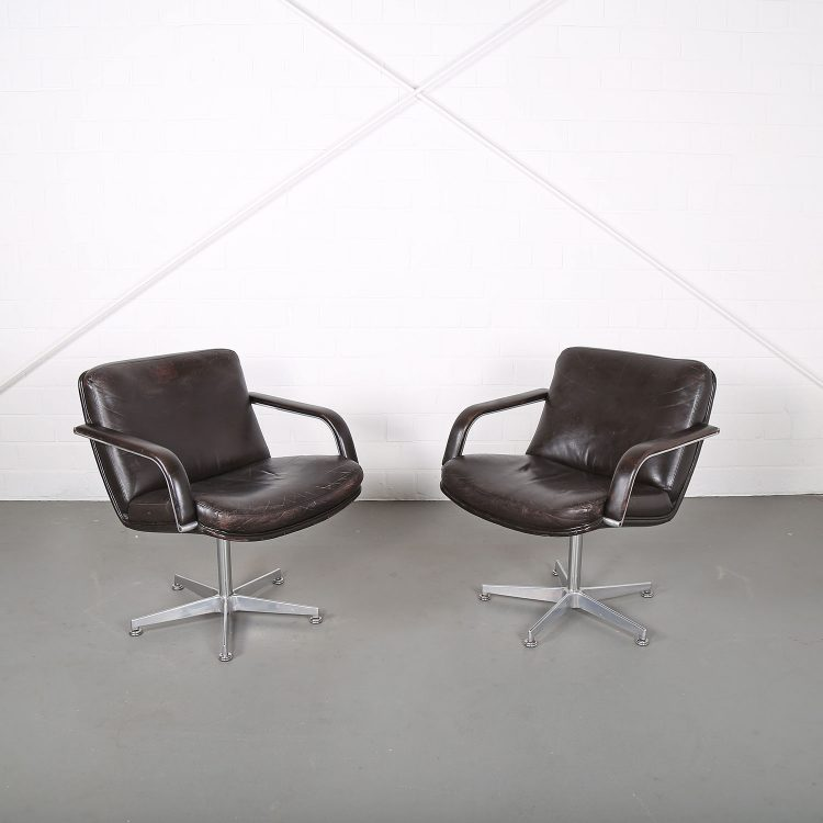Artifort Chair Harcourt Mid Century MOdern Design 70s