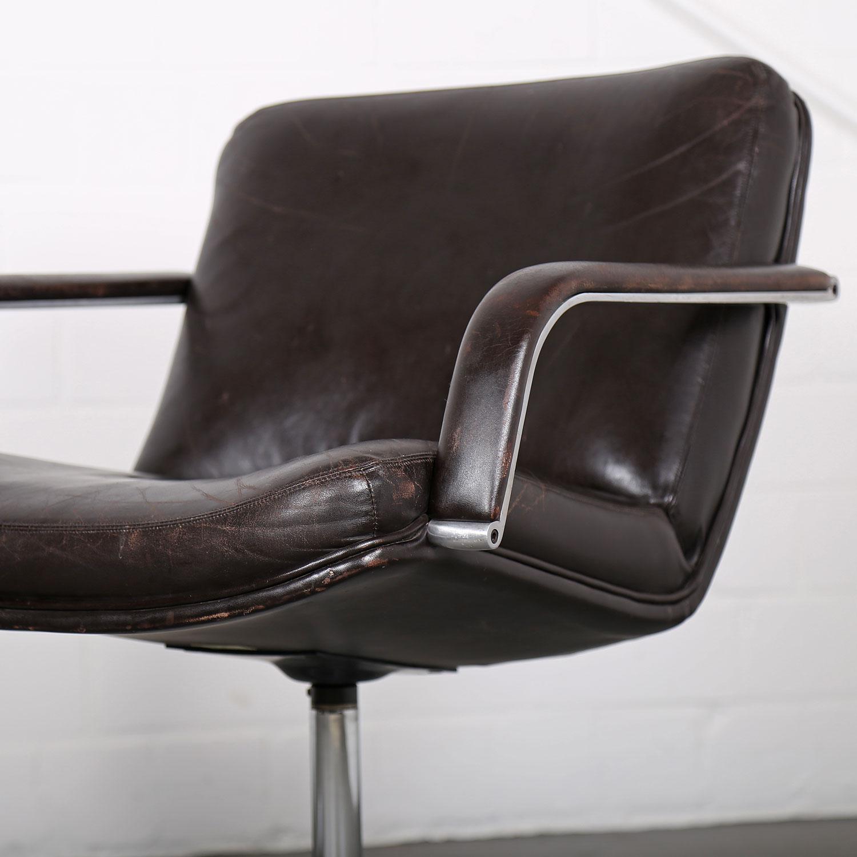 F378_Polstersessel _Ledersessel_Chair_Geoffrey_Harcourt