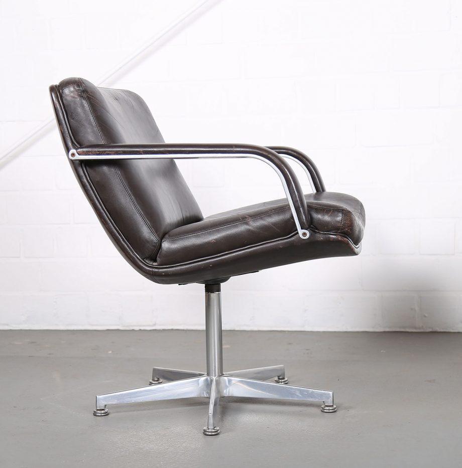 F378_Polstersessel _Ledersessel_Chair_Geoffrey_Harcourt_Artifort_60er_60s_Netherland_Design_Classics_15
