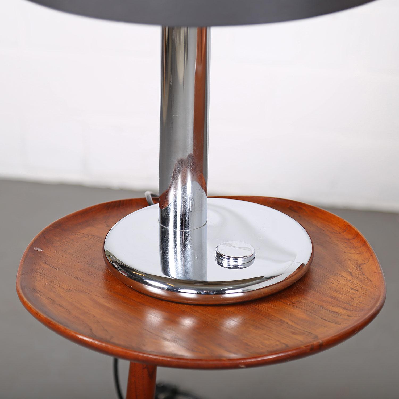 70s Extra Large Hillebrand Table Lamp XXL Vintage DEKADEN