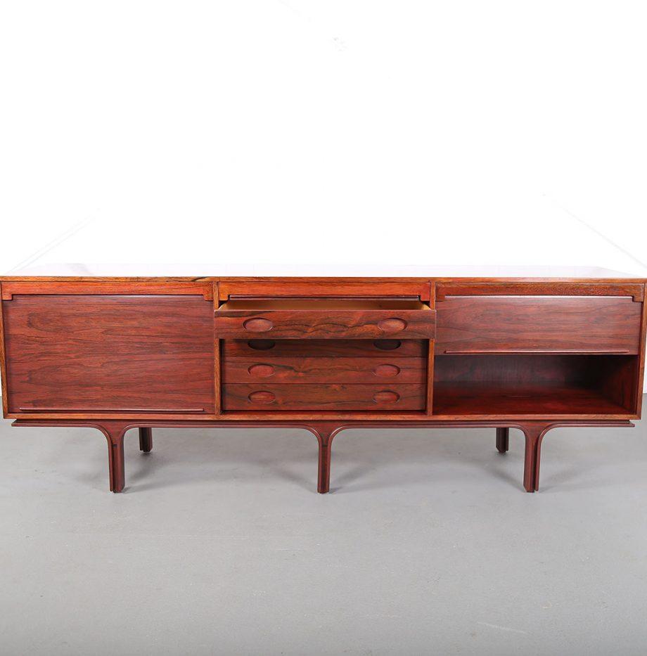 Palisander Sideboard_Rosewood_Credenza_Gianfranco_Frattini_Bernini_60s_Italy_Design_34