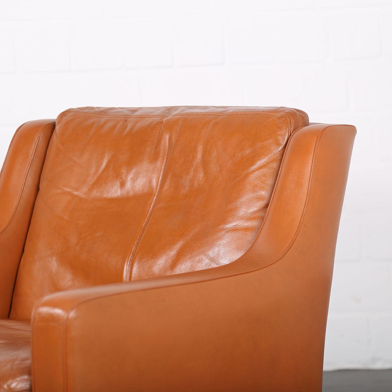 sessel ledersessel fredrik kayser vatne teak 60er midcentury modern design danish 04 dekaden. Black Bedroom Furniture Sets. Home Design Ideas