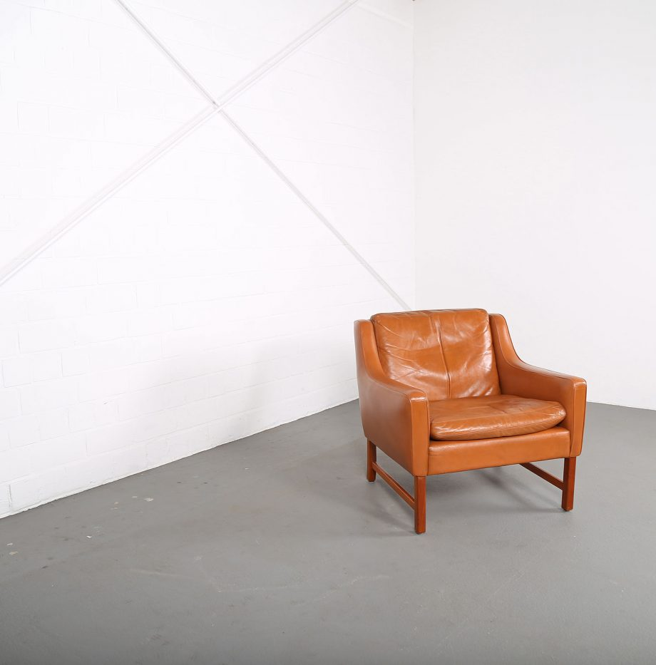 Danish design easy chair fredrik kayser for vatne m bler for Danish design mobel 60er