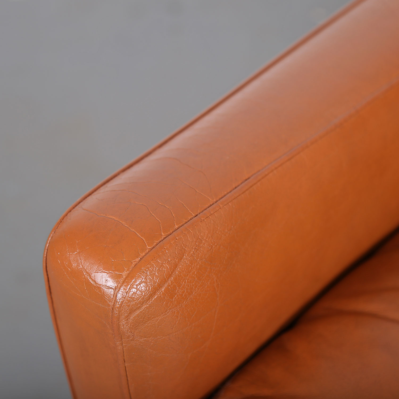 sessel ledersessel fredrik kayser vatne teak 60er midcentury modern design danish 11 dekaden. Black Bedroom Furniture Sets. Home Design Ideas