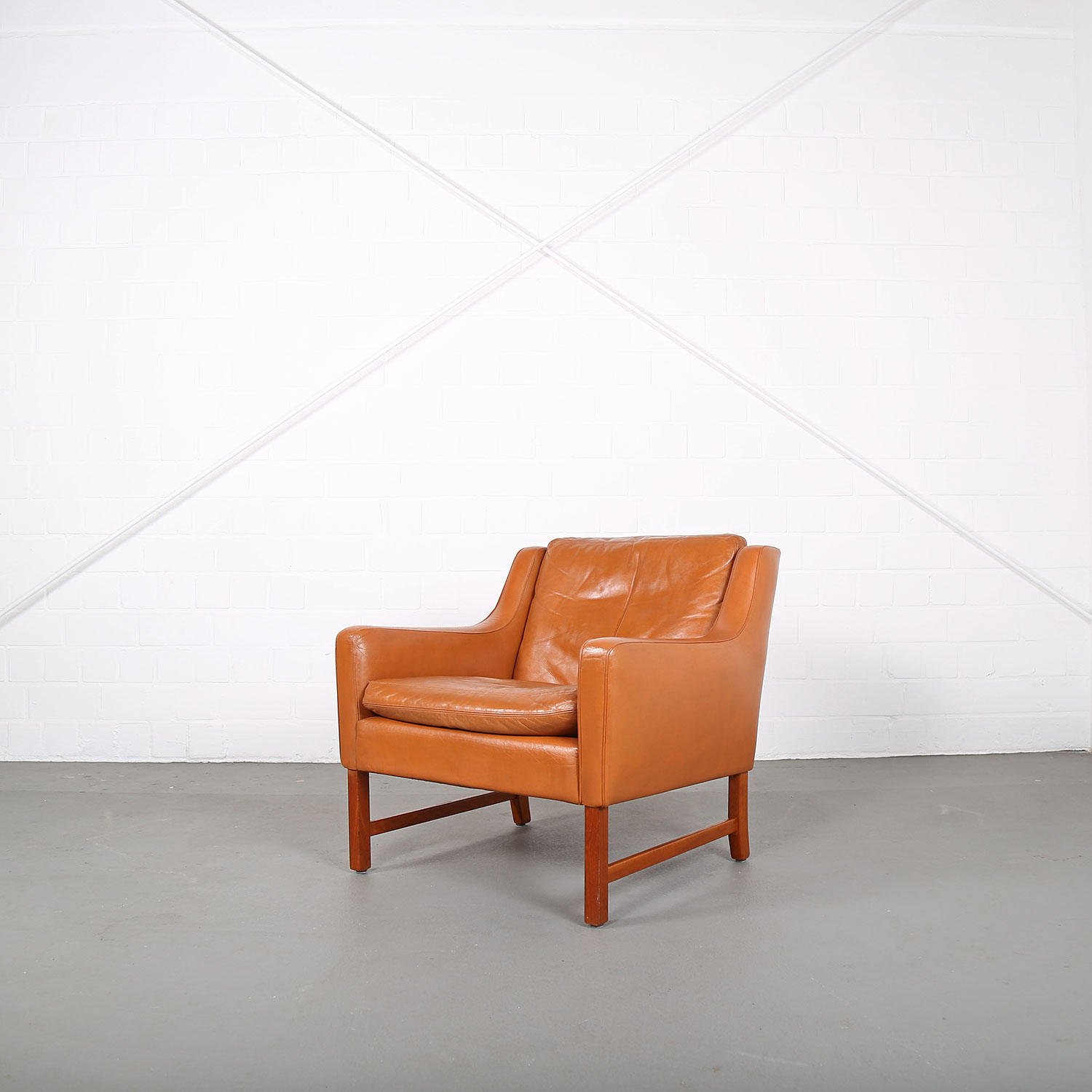 Danish Design Easy Chair Fredrik Kayser For Vatne Mobler Dekaden