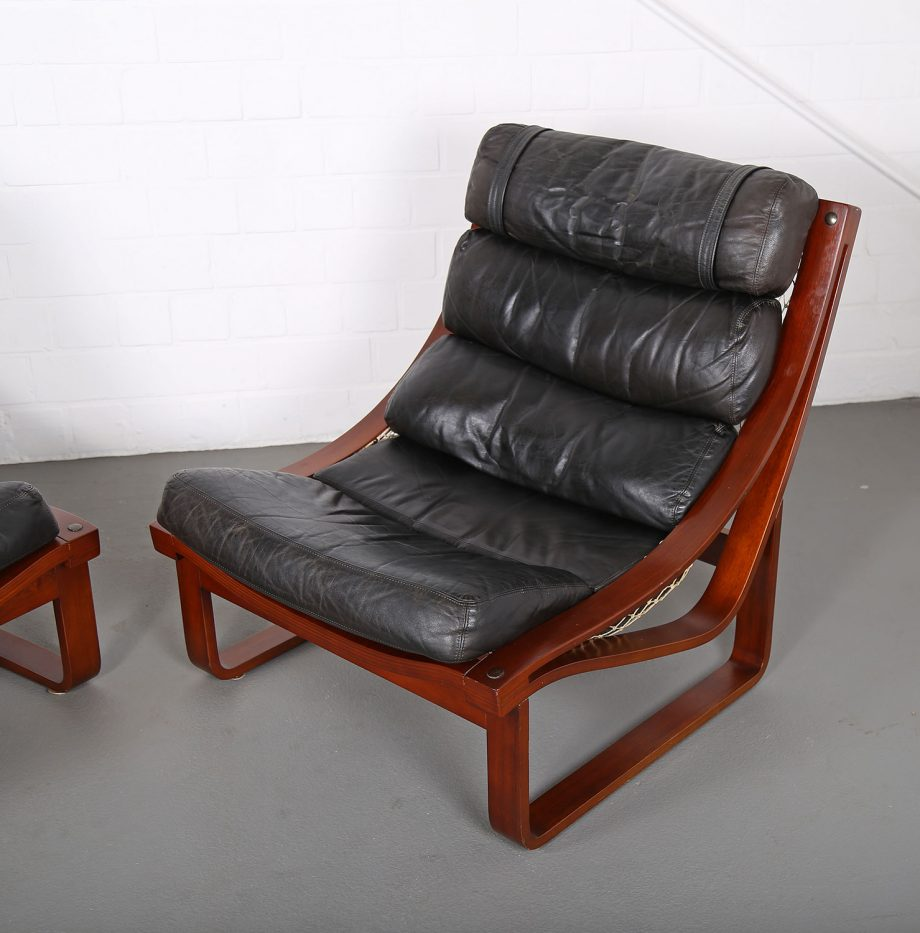 Tessa_T4_Fred_Lowen_Lounge_Chair_Teak_Leadersessel_Australien_Vintage_Design_07