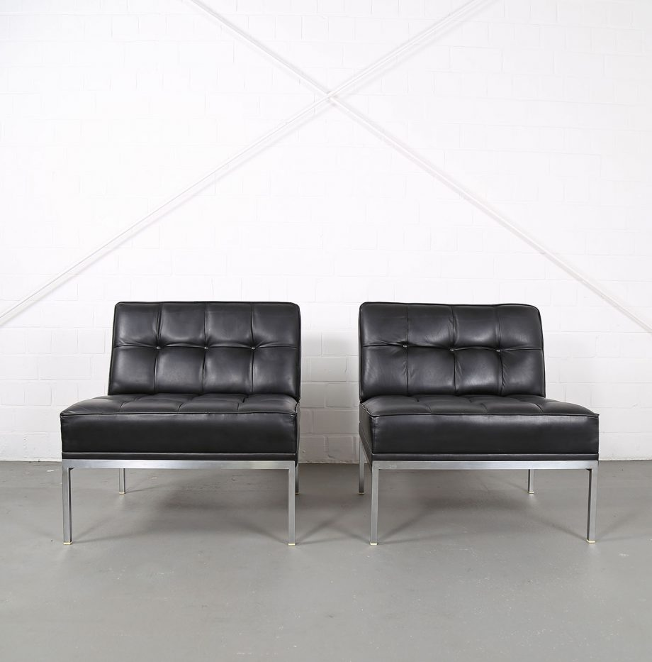 Constanze_Ledersessel_Johannes_Spalt_Wittmann_60er_Design_Set_Barcelona_Chair_02