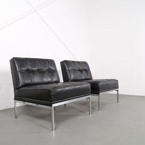 Johannes Spalt Constanze Sessel Lounge Chair Wittmann 60er Design